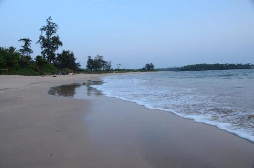 Sarjekot beach