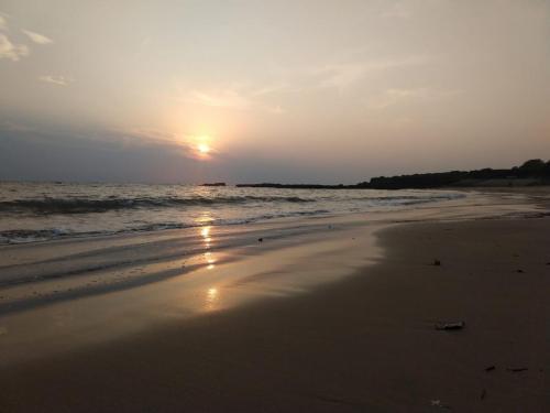 Somavati beach